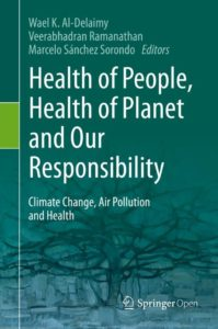 Health of People Health of Planet and Our Responsibility book resulting from Vatican conference