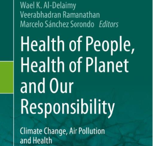 Healthy People Healthy Planet Book Cover