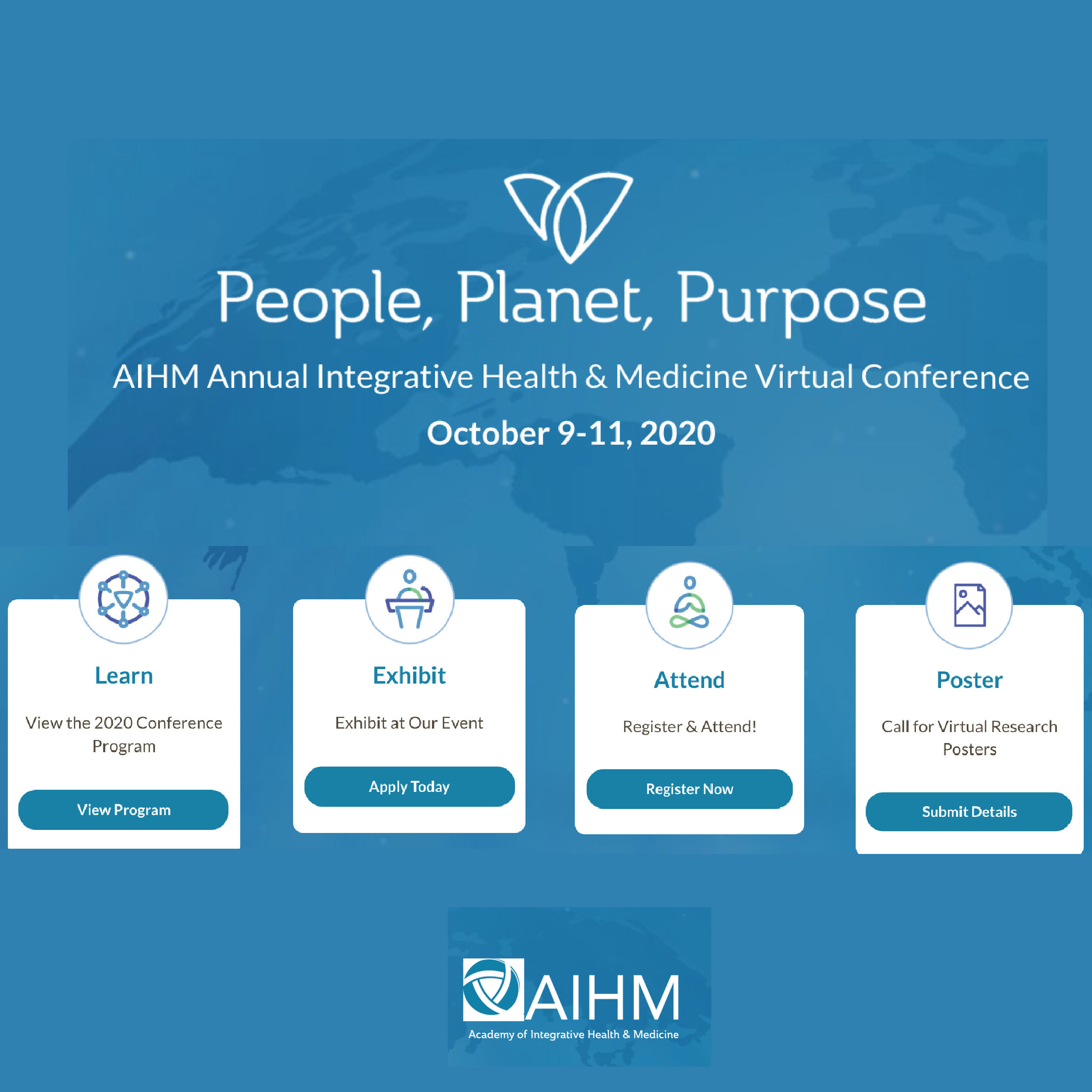 Academy of integrative health and medicine conference 2020